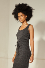 SAGE THE LABEL MARLEY TANK TOP - Front full body