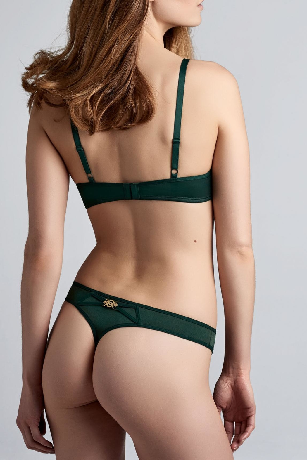 marlies dekkers Forever Secret Thong - Front Cropped Image