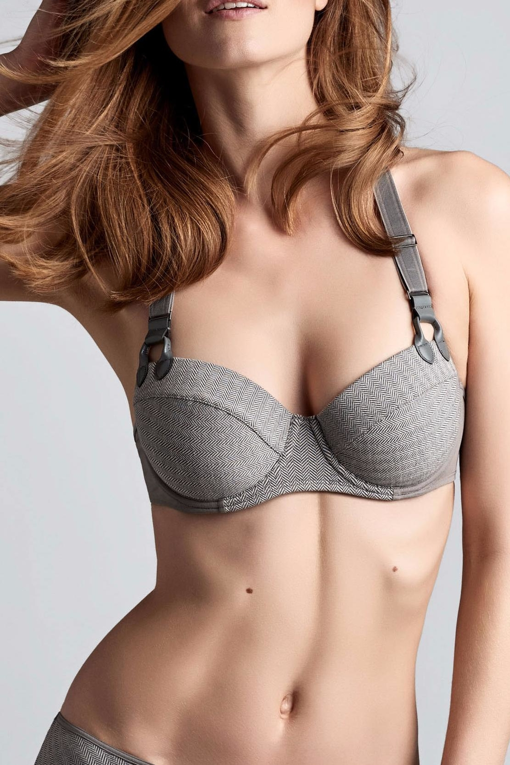 marlies dekkers Herringbone X Back Balconette - Main Image