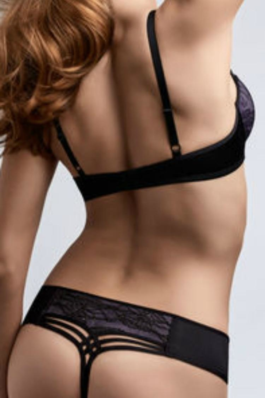 marlies dekkers Hidden Purple - Front Full Image