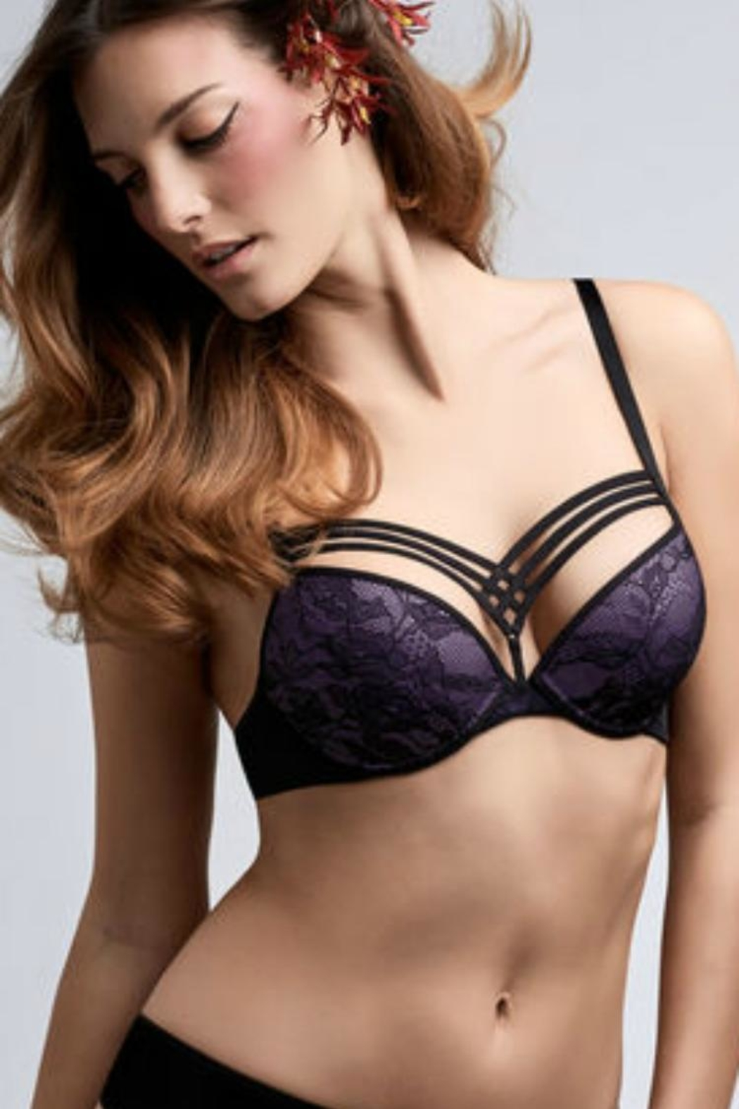 marlies dekkers Hidden Purple - Front Cropped Image