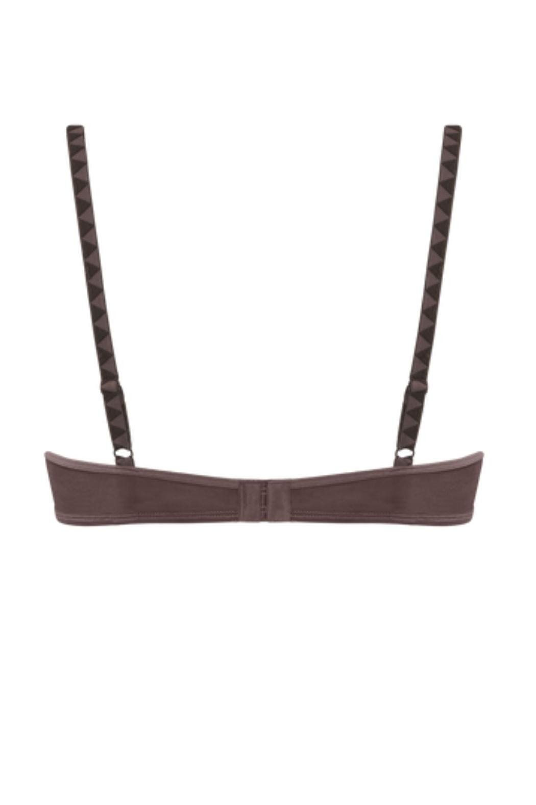marlies dekkers Lagertha's Body Armor - Back Cropped Image