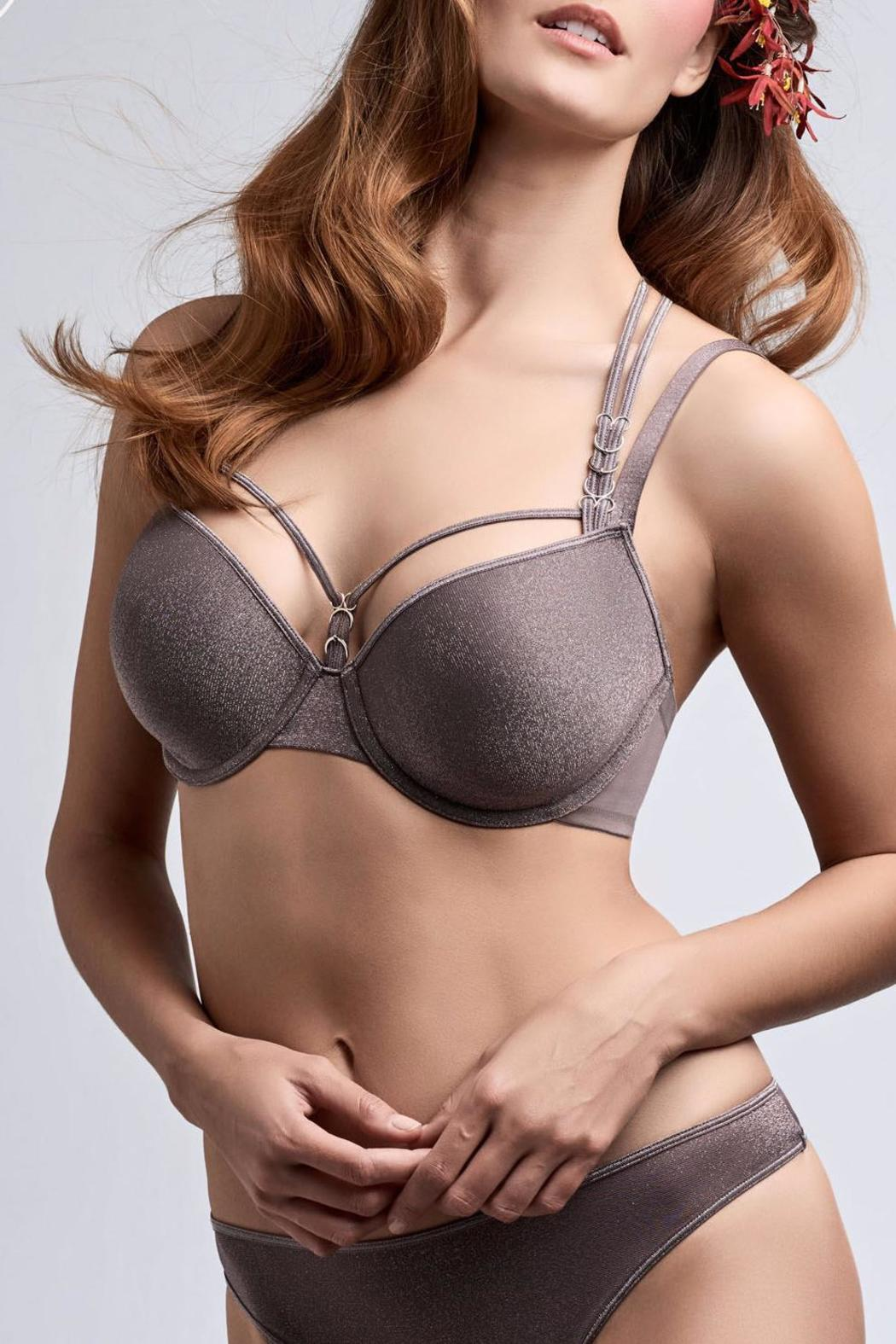 marlies dekkers Manjira Full Cup Bra - Front Cropped Image