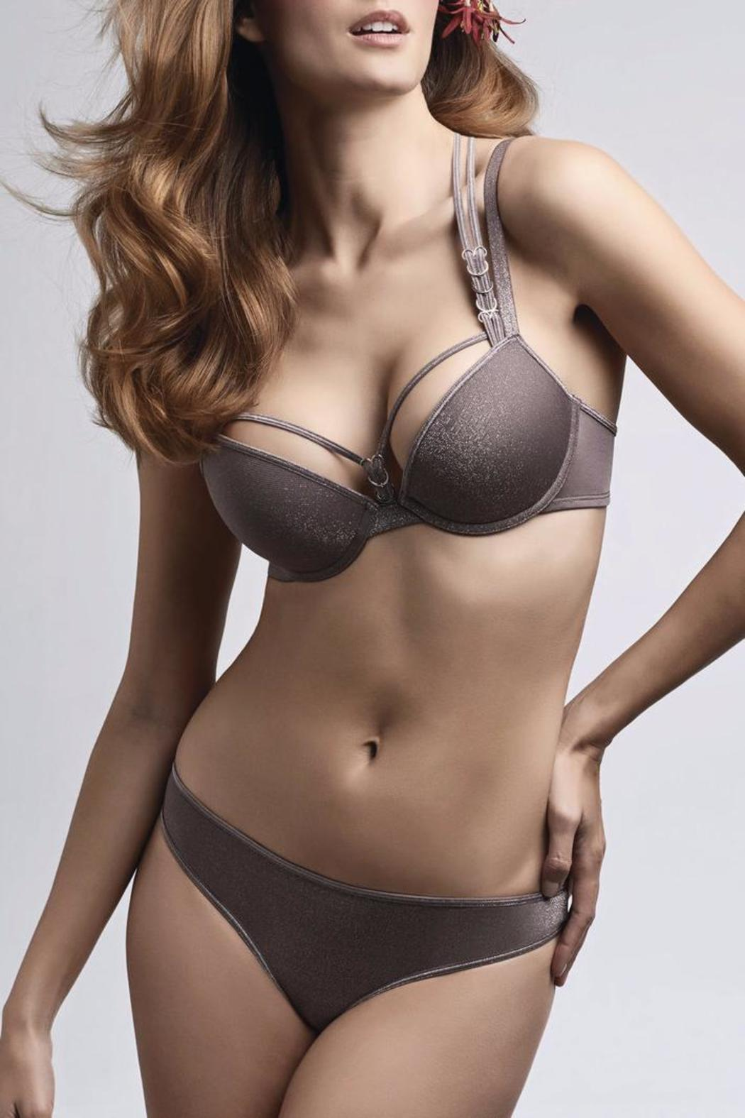 01456f57401be marlies dekkers Manjira Padded Pushup Bra from Canada by Esprit de ...