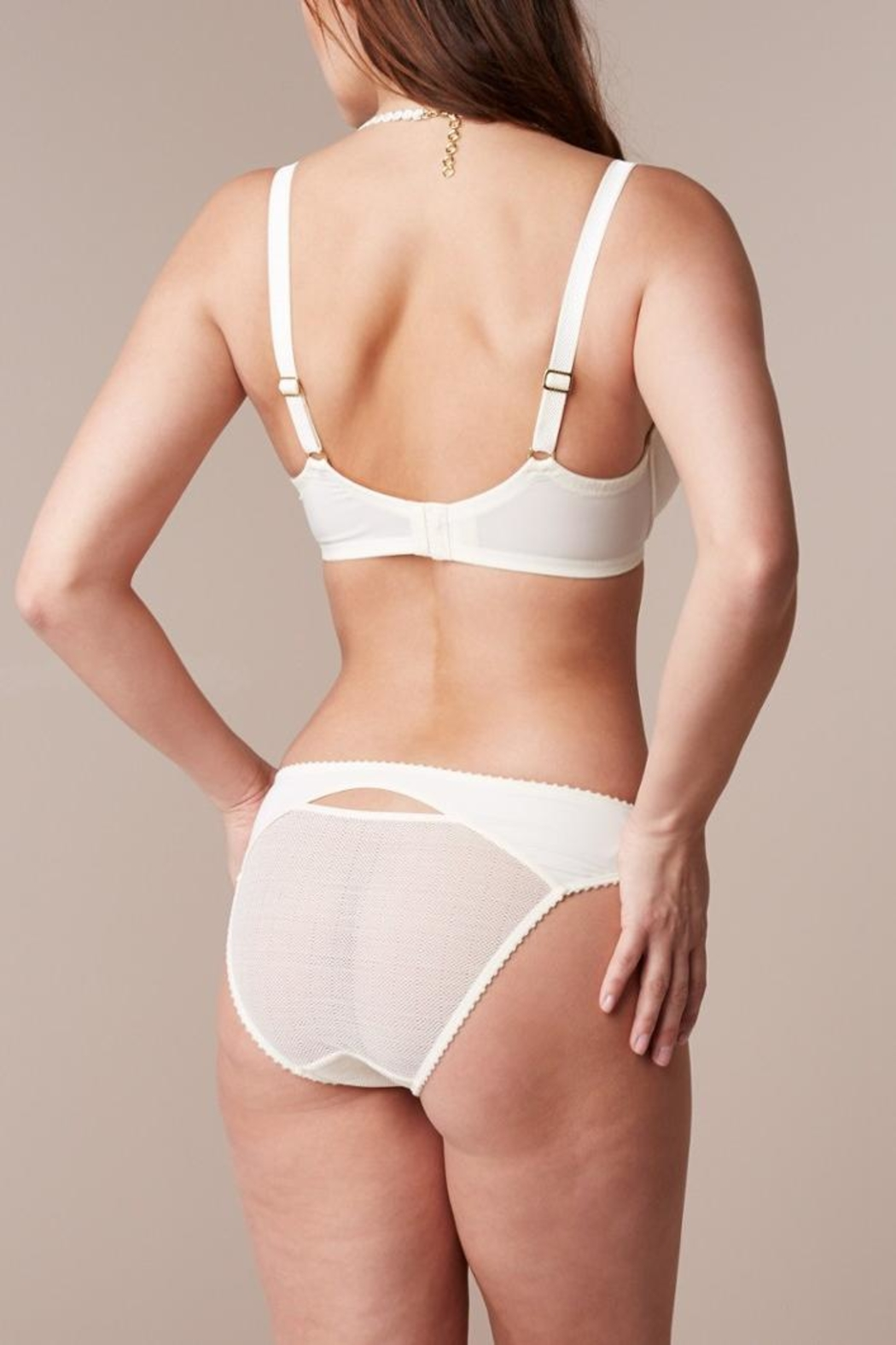 marlies dekkers Mauritshuis Peep-Back Brief - Main Image