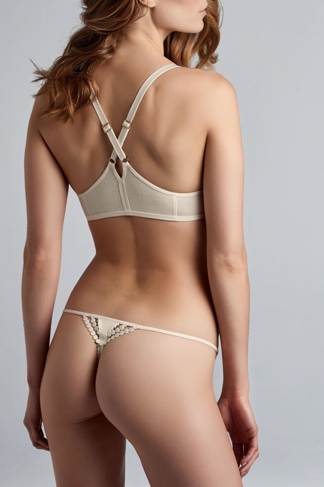 marlies dekkers Mauritshuis String Thong - Front Cropped Image
