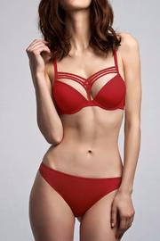 marlies dekkers Red 2cm Thong - Product Mini Image