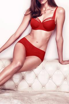 Shoptiques Product: Red Balcony Bra