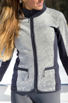 Horze Marlin Fleece Jacket - Alternate List Image
