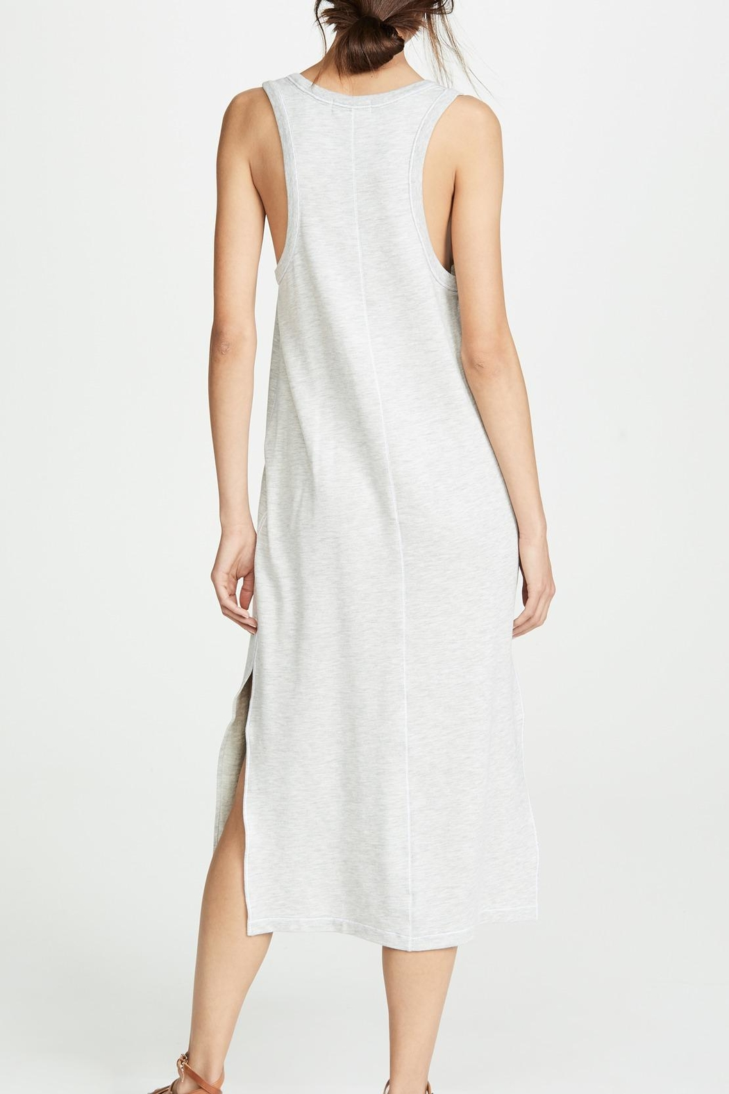 Rag & Bone Marlon Tank Dress - Side Cropped Image