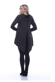 Parsley & Sage Marlow Reversible Split Front - Front full body