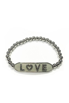 Marlyn Schiff Large Love Beaded-Bracelet - Product List Image