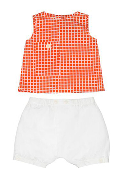 Marni Checkered Sleeveless Dress - Alternate List Image
