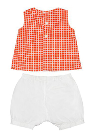 Marni Checkered Sleeveless Dress - Product Mini Image