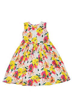 Shoptiques Product: Colorful Floral Dress