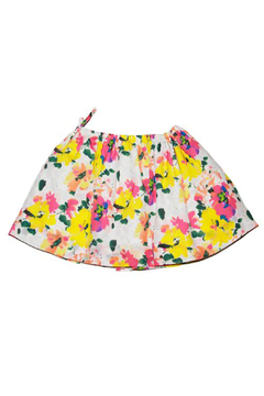 Shoptiques Product: Floral Colorful Skirt