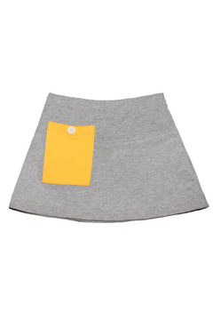 Marni Grey Skirt - Product List Image