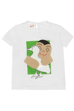 Marni Duck T-Shirt - Product List Image