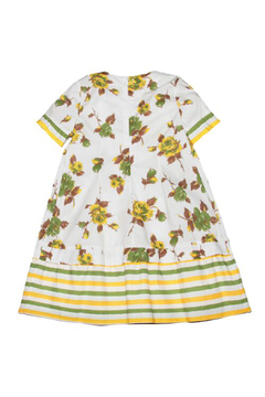 Marni Short Sleeve Floral Dress - Alternate List Image