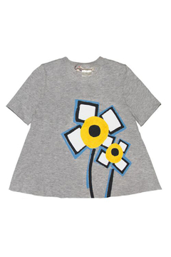 Marni Short Sleeve Flower T-shirt - Alternate List Image