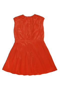 Marni Sleeveless Pleated Dress - Alternate List Image