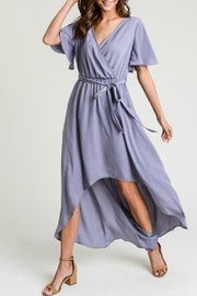 First Love Marnie Wrap Dress - Product Mini Image