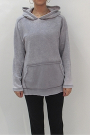 Maronie  Comfy Washed Hoodie - Front cropped