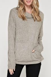 Maronie  Soft Comfy Hoodie - Side cropped
