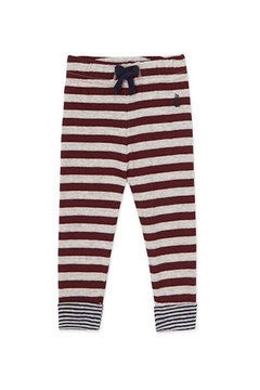 Shoptiques Product: Maroon/grey Pants
