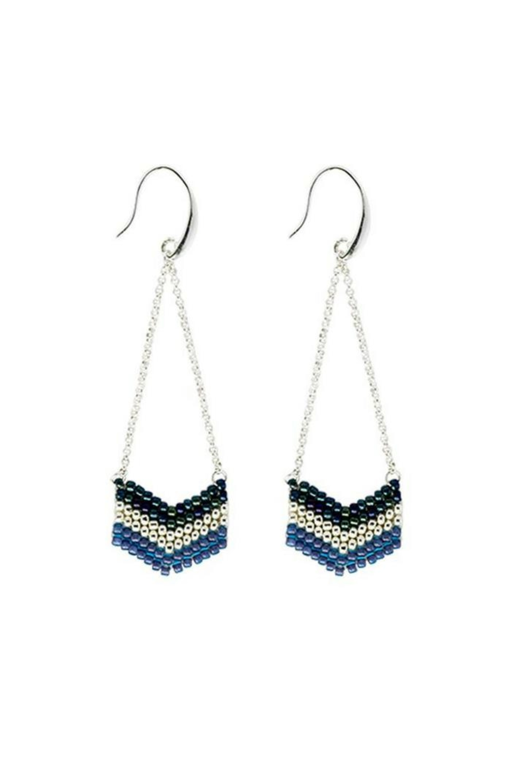 Marquet Eve Earrings - Front Cropped Image