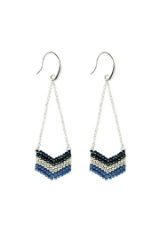 Marquet Eve Earrings - Front cropped