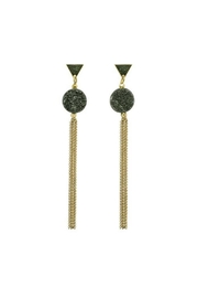 Marquet Laila Earrings - Front cropped