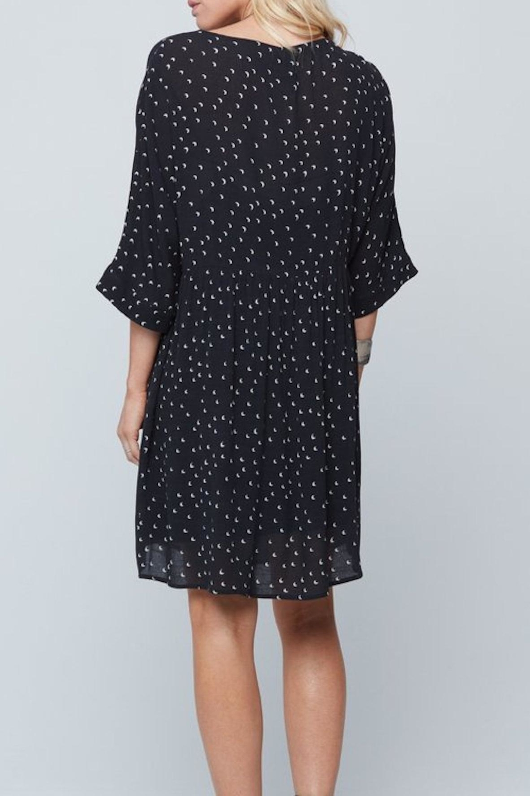 Knot Sisters Mars Dress - Side Cropped Image