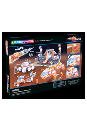 Laser Pegs Mars Shuttle - Other