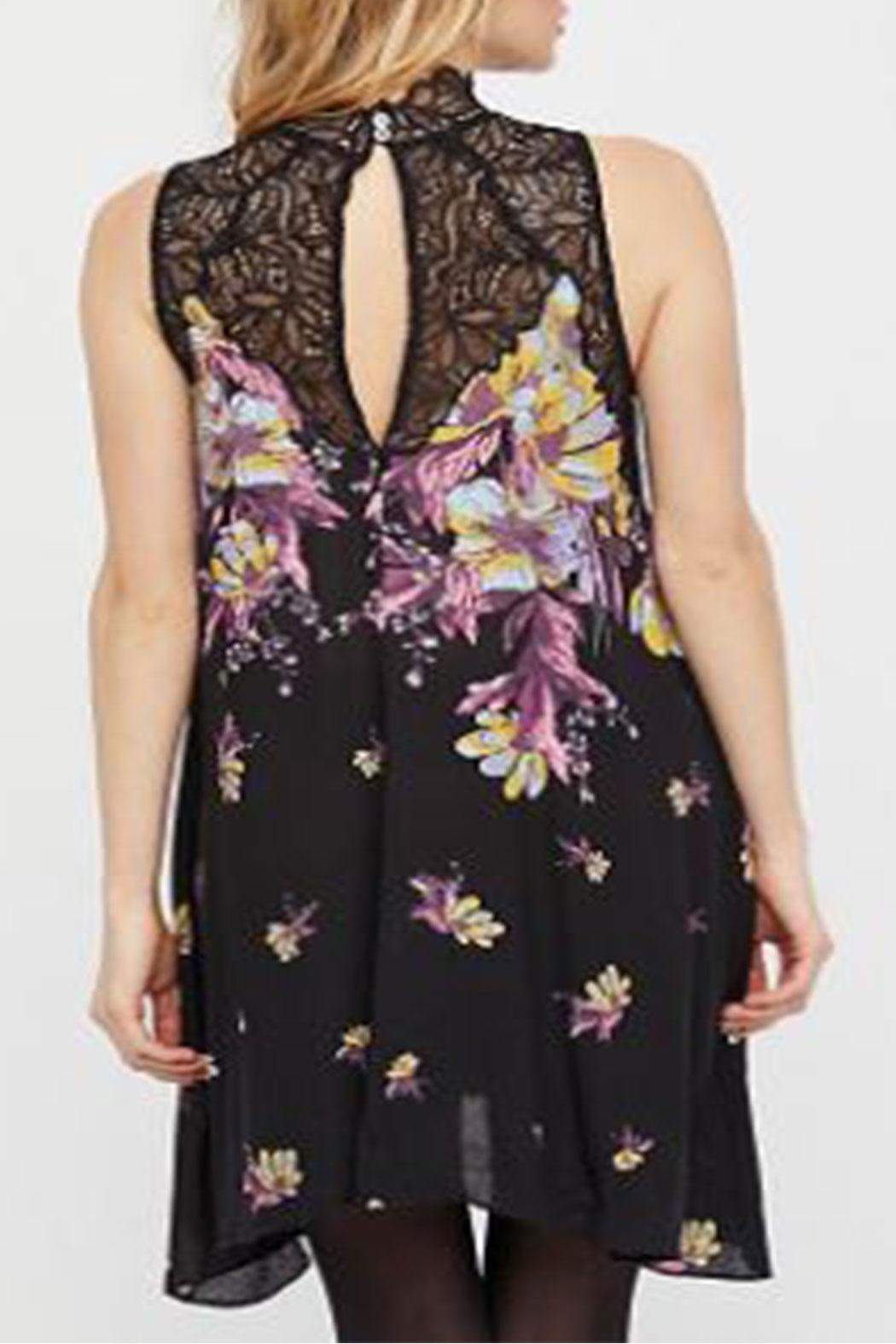 Free People Marsha Printed Slip - Front Full Image