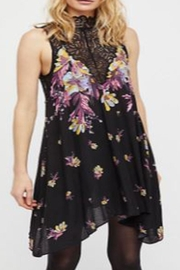 Free People Marsha Printed Slip - Front cropped