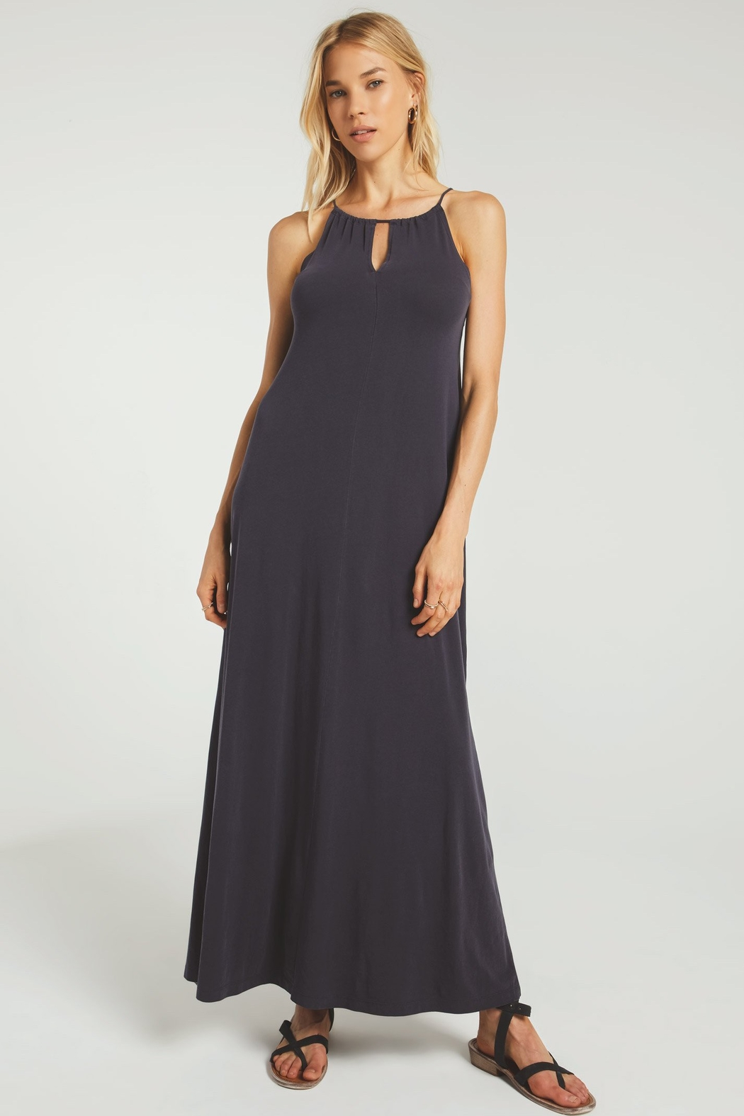 z supply Marta Maxi Dress - Front Cropped Image