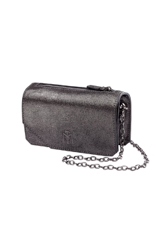 Martella Bags Black Leather Clutch - Product List Image