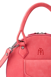 Martella Bags Coral Leather Bag - Front full body