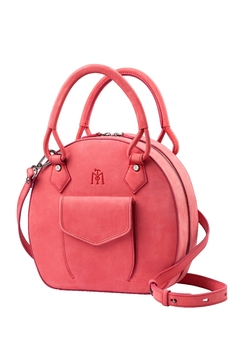 Martella Bags Coral Leather Bag - Product List Image