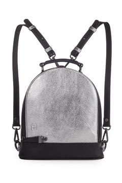 Martella Bags Metallic Leather Backpack - Product List Image