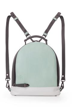 Shoptiques Product: Mint Leather Backpack