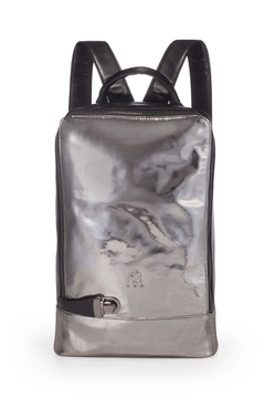 Shoptiques Product: Mirror Leather Backpack