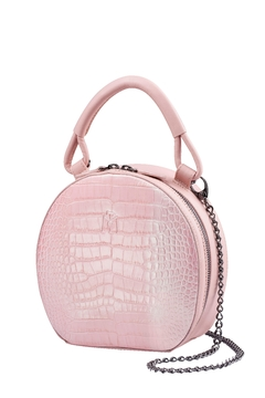 Martella Bags Pink Leather Bag - Product List Image