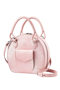 Martella Bags Pink Leather Handbag - Product List Image