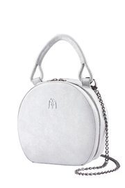 Martella Bags Shiny Leather Mini Bag - Front cropped