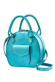 Martella Bags Turquoise Leather Bag - Product Mini Image