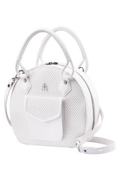Shoptiques Product: Vegan White Handbag
