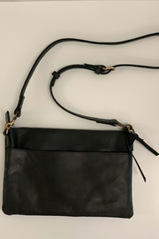 Able Martha Double Crossbody Black - Front cropped
