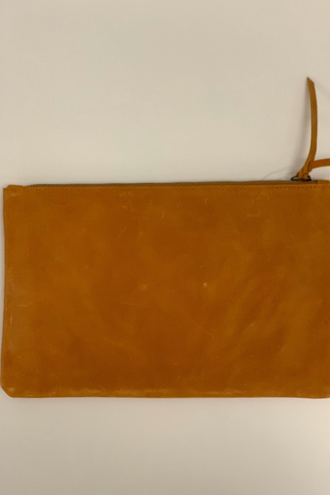 Able Martha Zip Pouch - Side Cropped Image